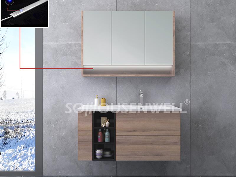 HS-E1921 Best price bathroom cabinet vanity bathroom furniture manufacturer