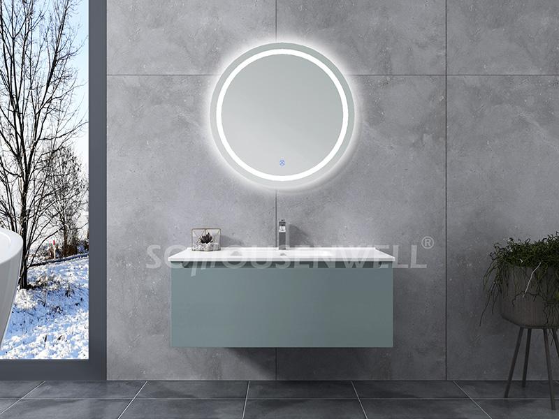 HS-E1953 New design bathroom cabinet bathroom furniture vanity