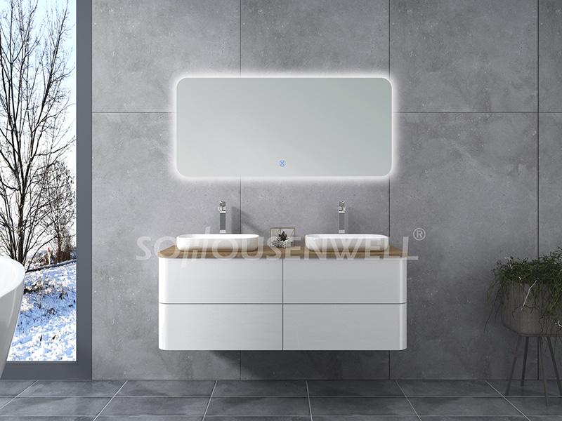 HS-E1957 Classic  bathroom vanities furniture cabinet bathroom cabinet set