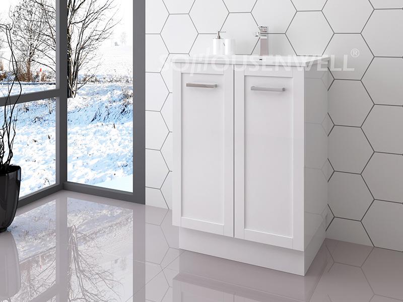 Lil-600 China top bathroom vanity modern vanity bathroom bathroom mirror cabinet