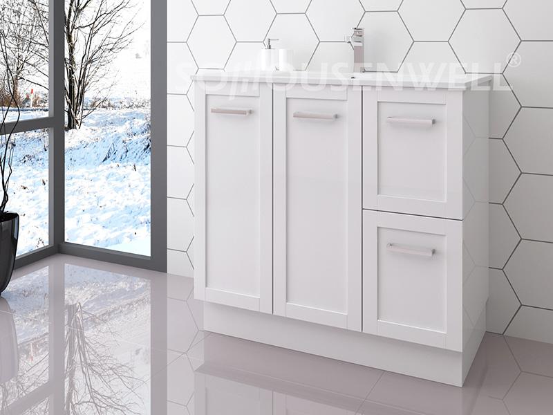 Lil-900 China top bathroom vanity modern vanity bathroom bathroom mirror cabinet
