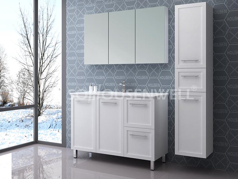 Lily Set China top bathroom vanity modern vanity bathroom bathroom mirror cabinet