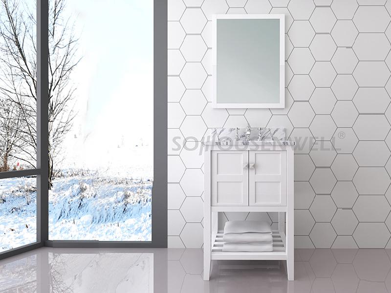 Y23-600 New arrivals bathroom cabinet bathroom vanity bathroom cabinet mirror