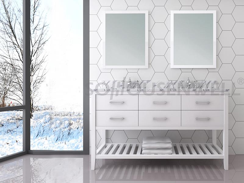 Y31-1500 New arrivals bathroom cabinet bathroom vanity bathroom cabinet mirror